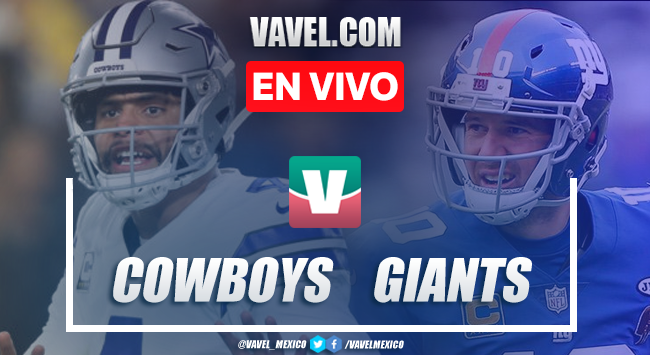 Resumen y touchdowns: Dallas Cowboys 35-17 New York Giants en NFL 2019