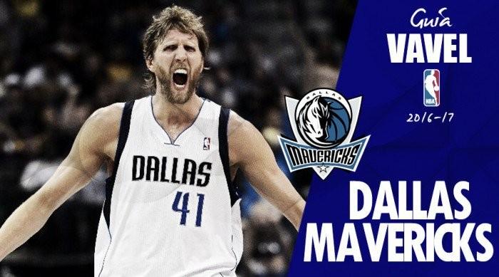Guia VAVEL da NBA 2016/17: DallasMavericks