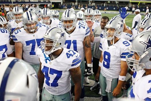 Los Dallas Cowboys siguen siendo los más valiosos