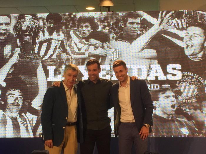 Nace la asociación 'Leyendas Atlético de Madr ...