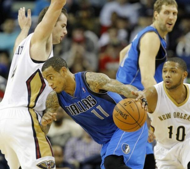 NBA, i Mavericks sbancano la New Orleans Arena