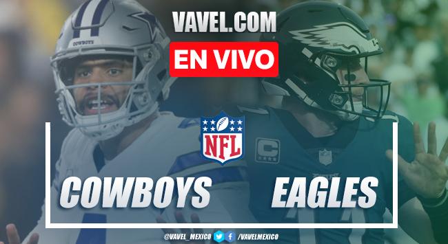 Resumen y Touchdowns: Dallas Cowboys 9-17 Philadelphia Eagles en NFL 2019