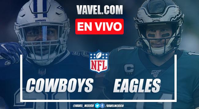Resumen y Touchdowns del Dallas Cowboys 9-23 Philadelphia Eagles en NFL 2020