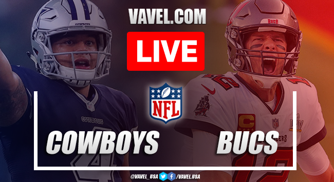 Touchdowns and Highlights: Dallas Cowboys 29-31 Tampa Bay Buccaneers in Week 1 NFL 2021