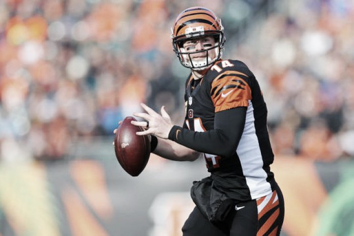 Cincinnati Bengals close out season with victory over Baltimore Ravens