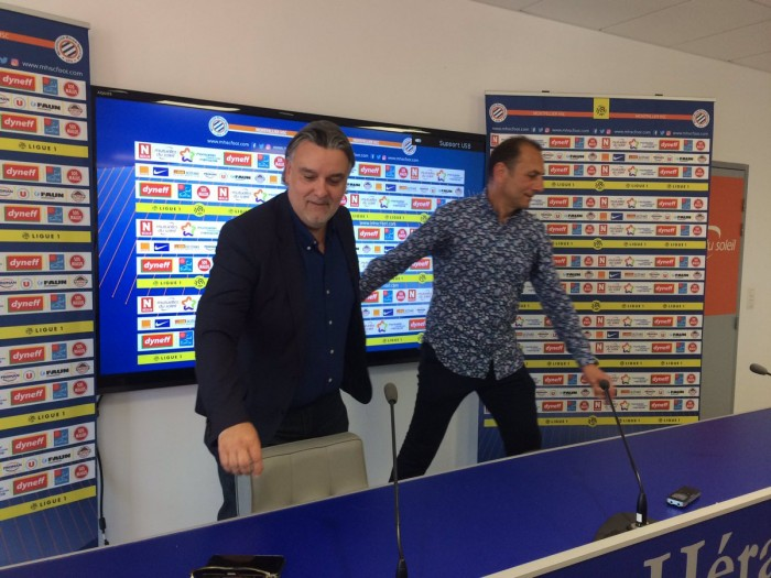 POINT MERCATO: trois joueurs arrivent à Montpellier