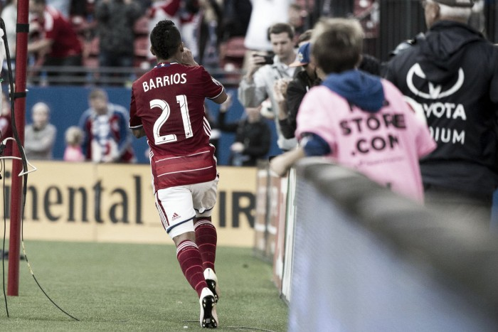 FC Dallas complete comeback to beat Sporting Kansas City 2-1
