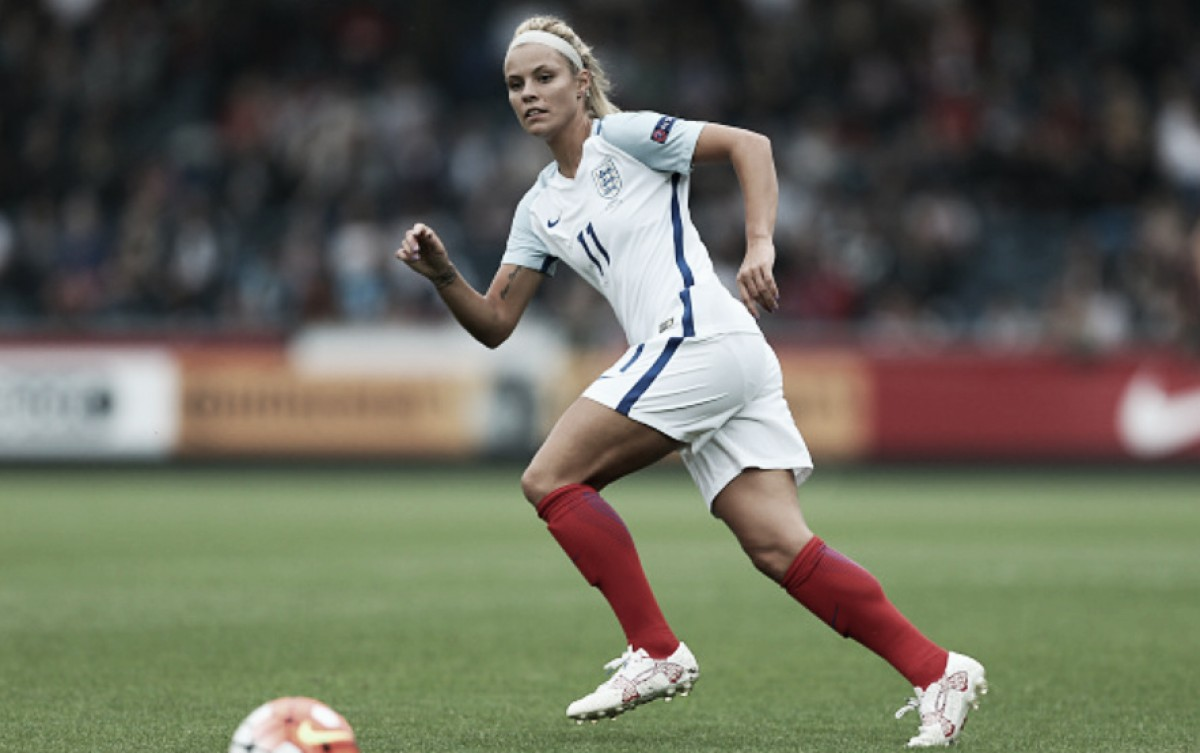 Rachel Daly named to England's SheBelieves Cup Roster