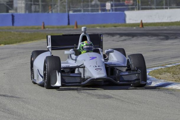 IndyCar: Conor Daly Replaces Moran Jr. At Long Beach