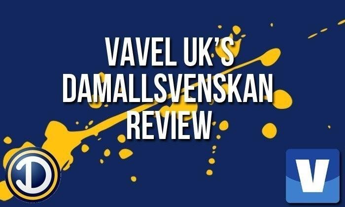 Damallsvenskan - Week 7 Review: Hat tricks the order of the round