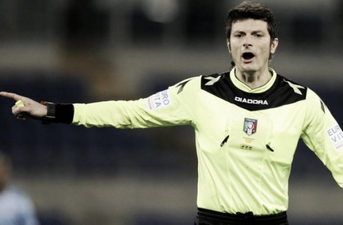 Serie A - Designati gli arbitri per la 24esima giornata