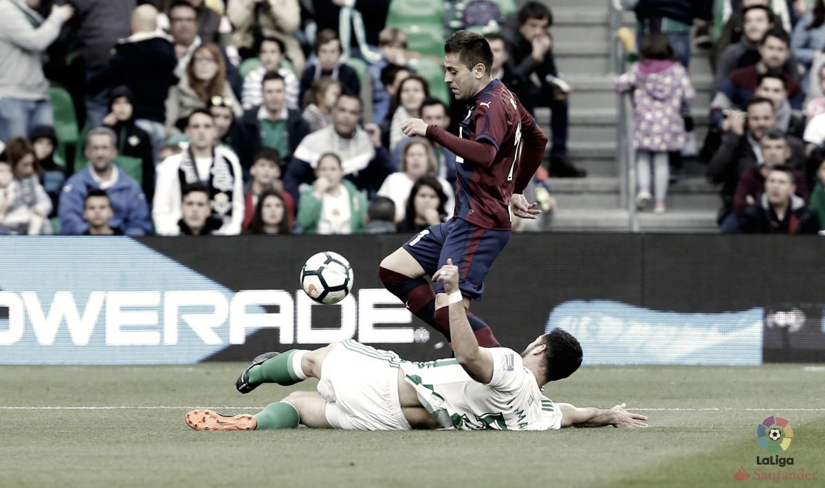 Real Betis - SD Eibar: puntuaciones del Eibar, jornada 31 de LaLiga