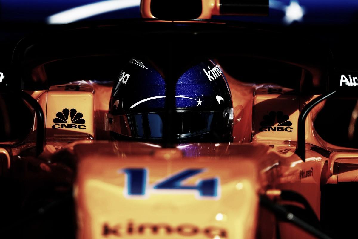 """Alonso: """"Ha sido difícil desde el minuto uno"""""""