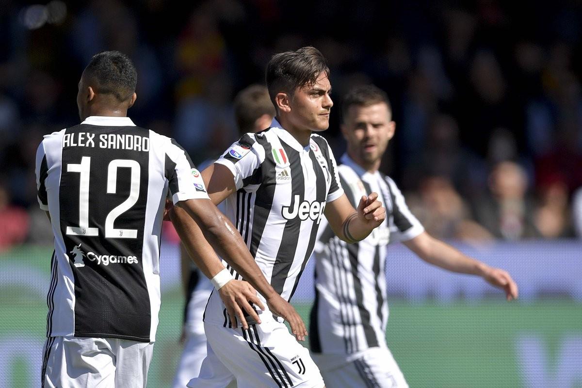 La Juventus soffre ma vince: Benevento battuto 2-4 grazie ad un super-Dybala e Douglas Costa