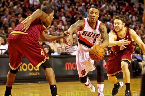 Lillard umilia Irving e trascina Portland al successo contro Cleveland