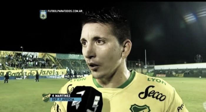 """Martínez: """"Creo que el balance de lo hecho es muy bueno"""""""
