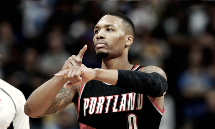 "Playoffs NBA 2017 - Lillard senza paura: ""Warriors? Possiamo batterli anche in sei gare"""