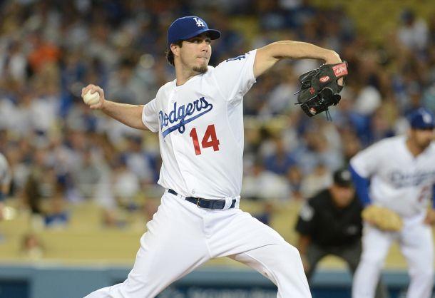 Dan Haren Propels The Dodgers To Victory