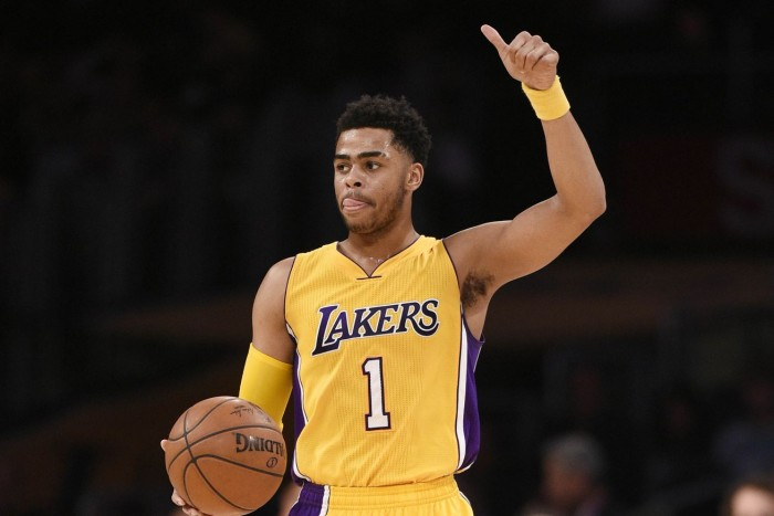 "NBA - D'Angelo Russell risponde a Magic: ""Le sue parole sono irrilevanti"""