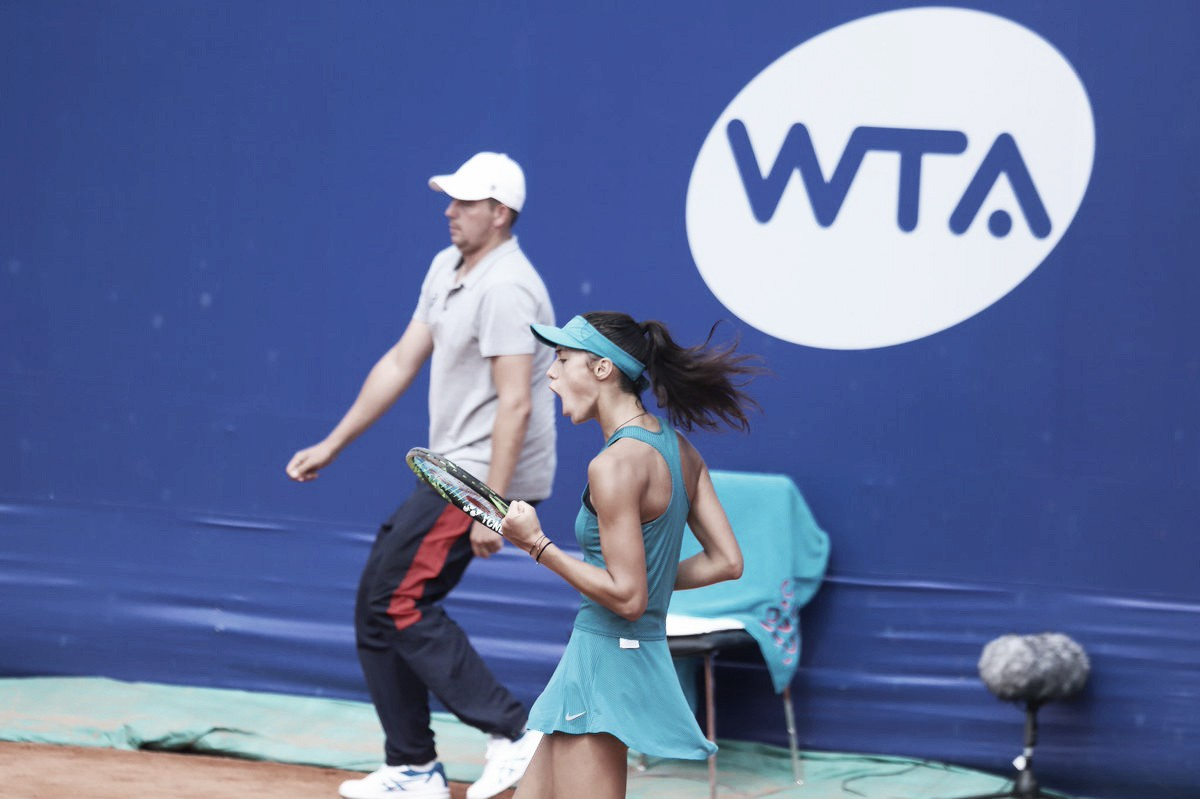 The loser is lucky: Danilovic derrota Potapova em final entre adolescentes em Moscou