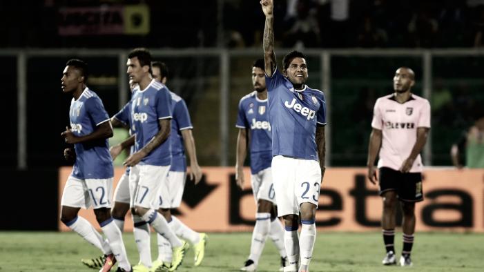 Juve - Con il Palermo una partita da non sottovalutare