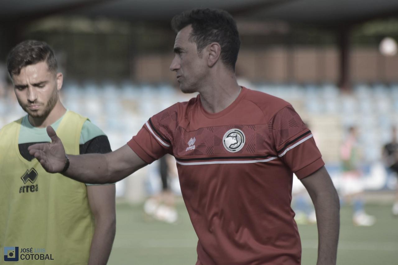 """Dani Mori: """"El fútbol ha cambiado con los cinco cambios, mucho""""."""