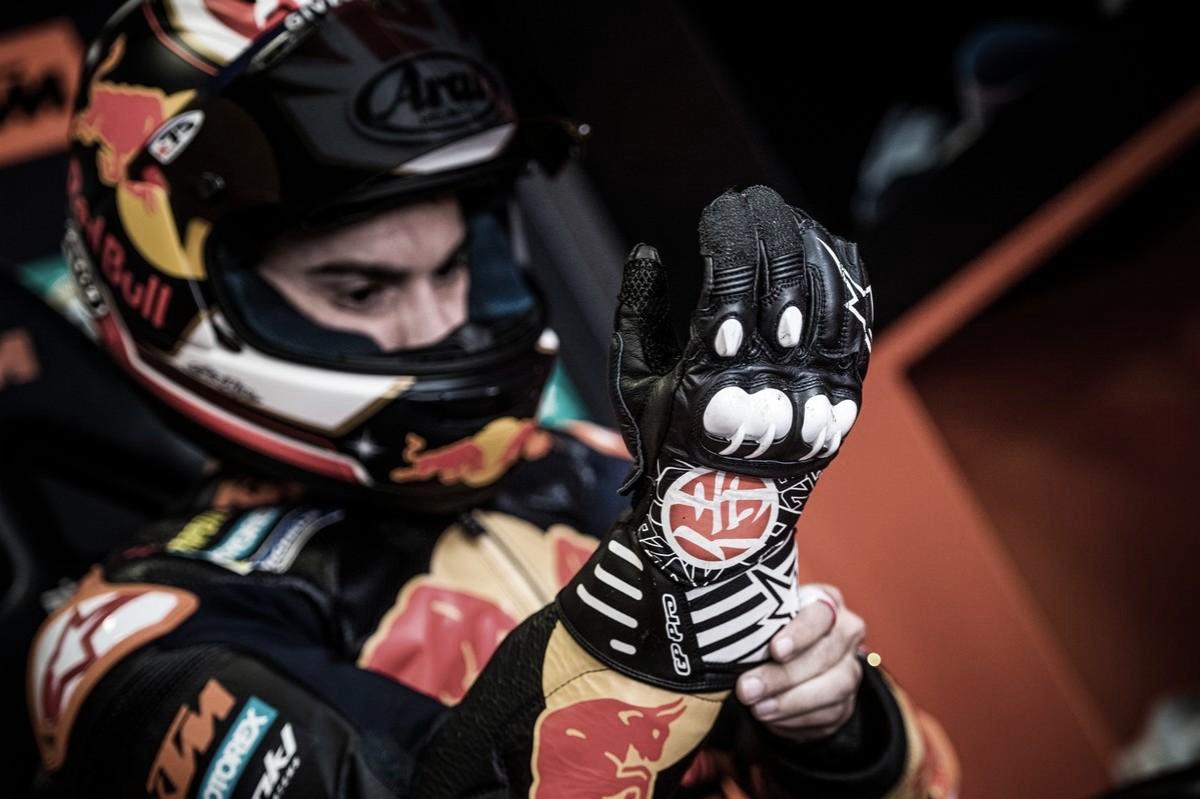 Dani Pedrosa, Leyenda del Motociclismo y Probador KTM. Foto: motogp.com