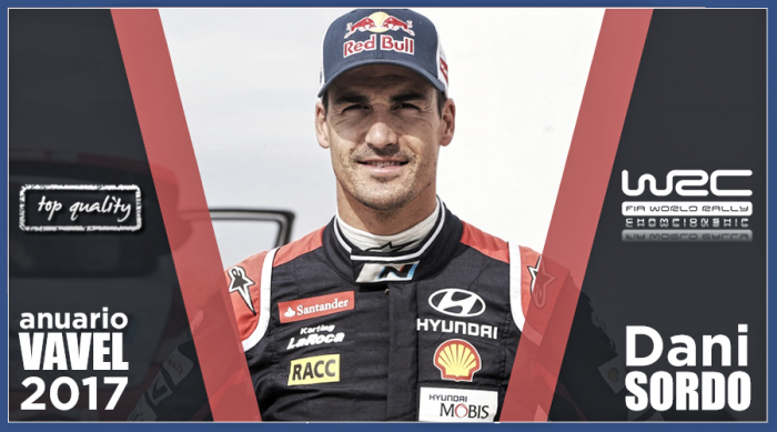 Anuario VAVEL WRC 2017: Dani Sordo, 2018 es el año