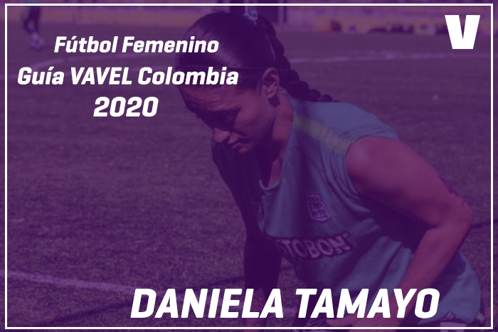 Guía VAVEL Fútbol Femenino: Daniela Tamayo