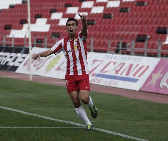 Almería B 5-2 La Roda: los juveniles toman la manija