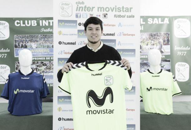 Daniel se incorpora a Inter Movistar