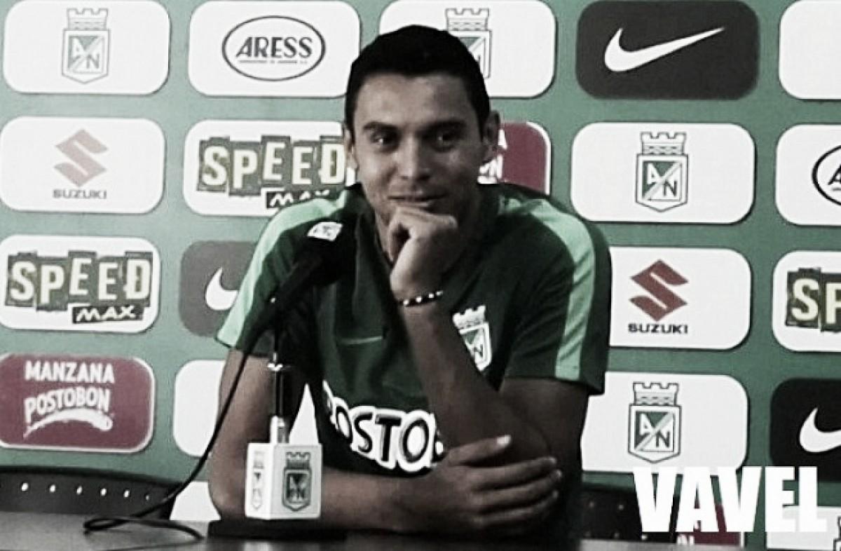 """Daniel Bocanegra: """"Tenemos que estar atentos y sacar un buen resultado allá"""""""