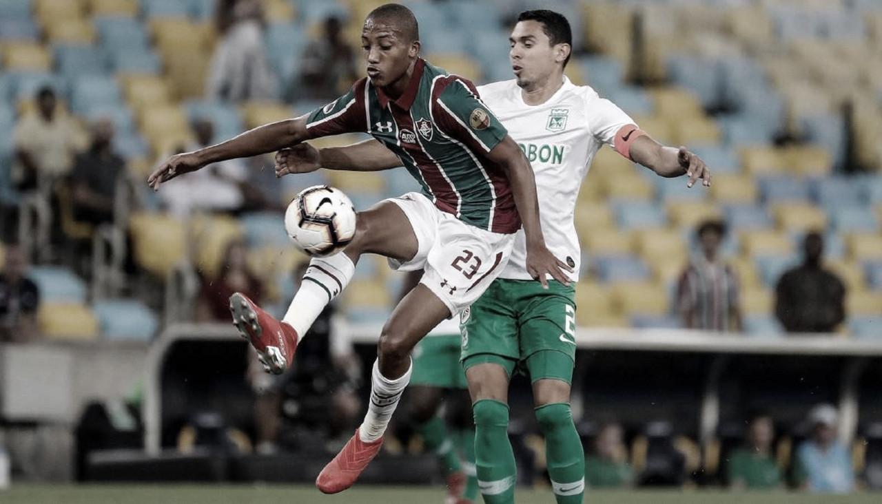 Estas son las novedades de Atlético Nacional para enfrentar a Fluminense