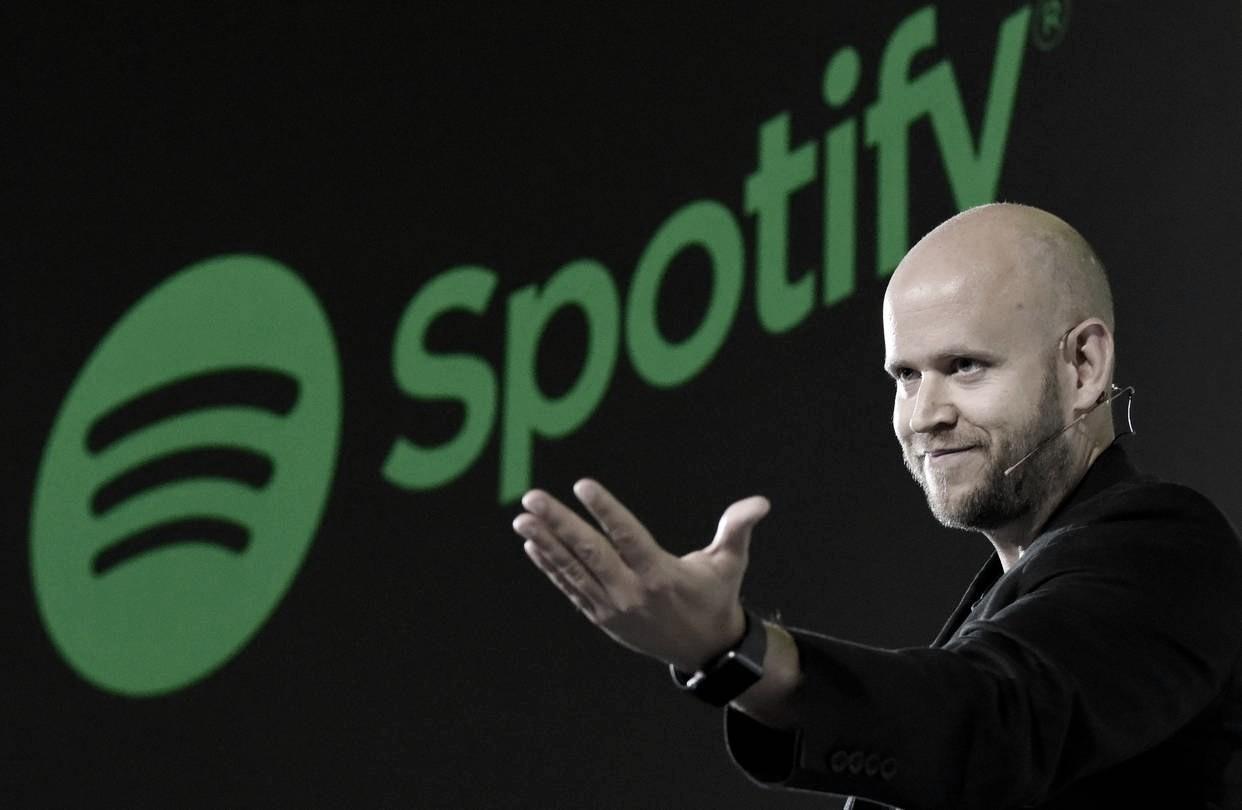 Cofundador do Spotify permanece comprometido com aquisição do Arsenal