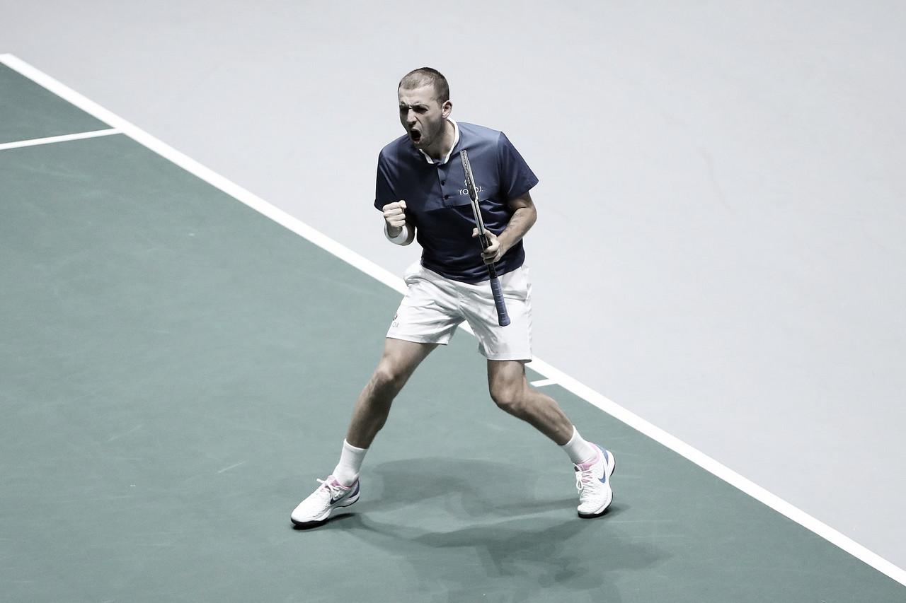 Grã-Bretanha vence Alemanha e vai encarar Espanha nas semis da Copa Davis