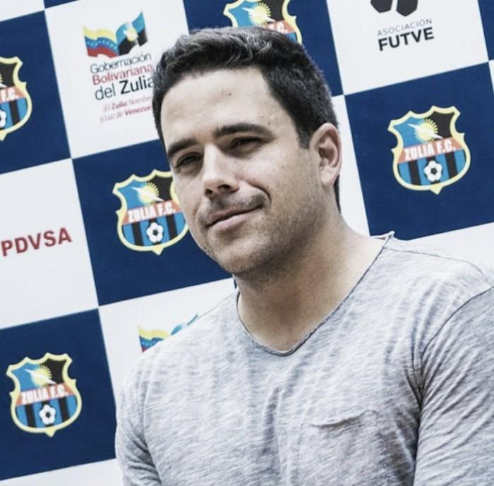 """Daniel Farías: """"Las victorias nos dieron estabilidad para trabajar"""""""