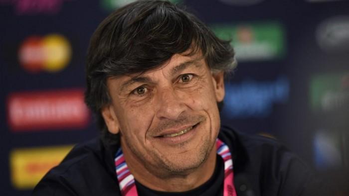 """Mano a mano con el """"Huevo"""" Hourcade, Head Coach de los Pumas"""