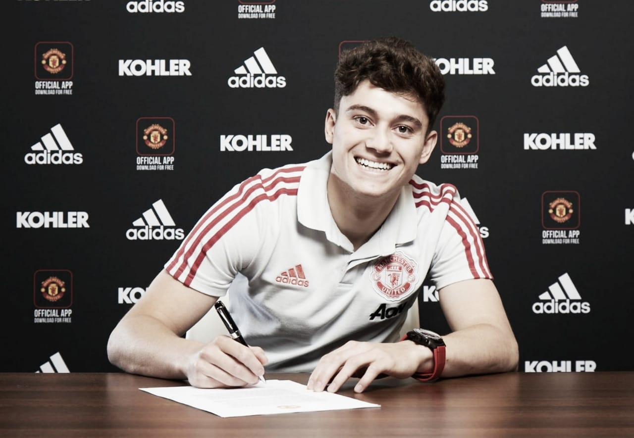 United oficializa contratação de Daniel James, por cinco temporadas