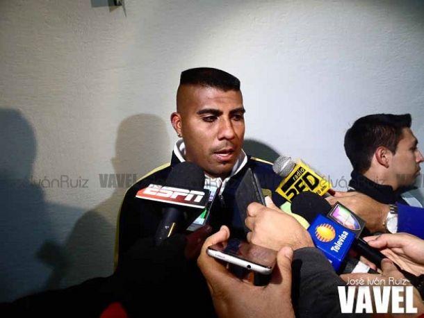 Daniel Ludueña desea demostrar que puede aportar a Pumas