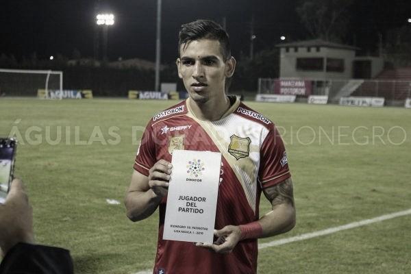 """Daniel Muñoz: """"La clasificación era algo que el equipo merecía"""""""