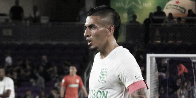 """Daniel Muñoz: """"Atlético Nacional está para grandes cosas"""""""