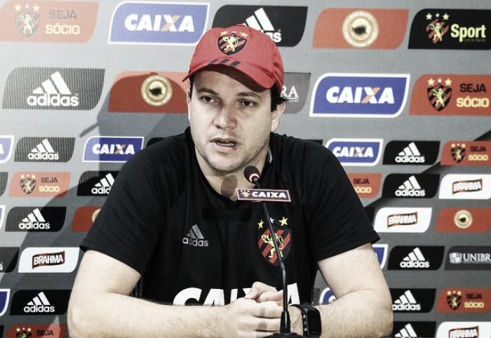 Daniel Paulista aponta gols no primeiro tempo como fator para derrota do Sport