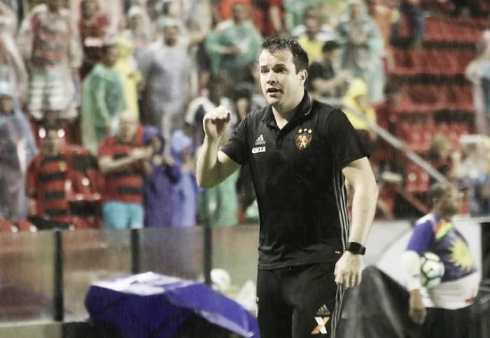 Exaltando evolução defensiva, Daniel Paulista valoriza ponto conquistado pelo Sport