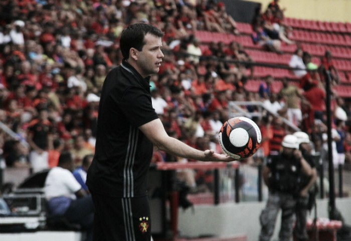 Daniel Paulista lamenta derrota e admite dificuldade em permanecer na elite