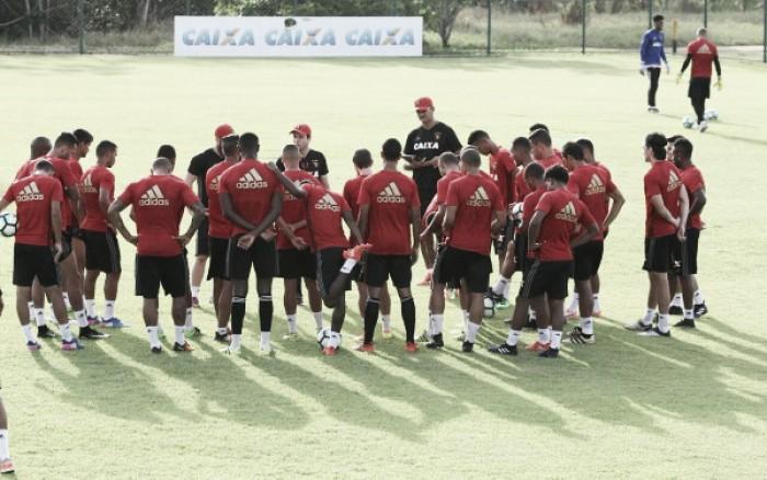 Sem mistério, Sport enfrenta Sete de Dourados-MS com time titular na Copa do Brasil