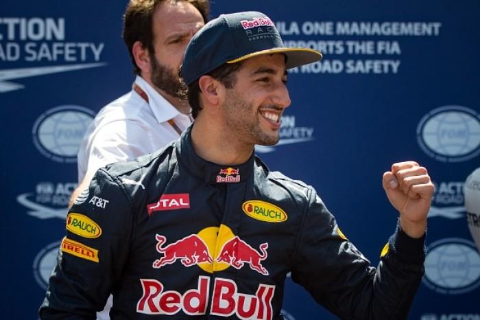 O debute de Daniel Ricciardo com sua primeira pole position, em Mônaco