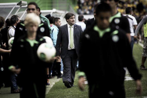 «O Sporting não cede a chantagens, interesses de agentes e de fundos»