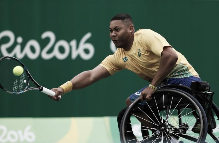 Tênis em Cadeira de Rodas: Mayara e Rodrigues são eliminados
