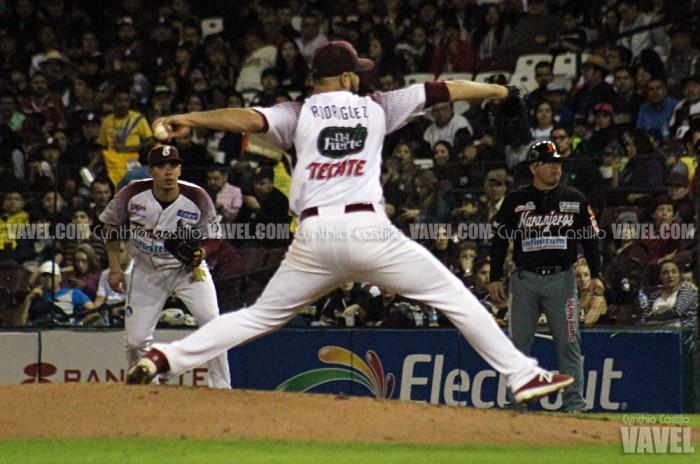 'Danny' Rodríguez pega primero en la Serie de Repesca