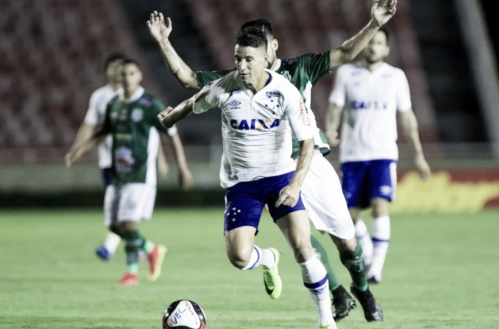 af3cf45827 Cruzeiro sofre empate do Uberlândia no fim e dá adeus à liderança do Mineiro